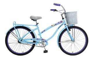 Bicicleta Paseo 26 Brisa Gribom Cuotas