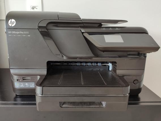 Impressora Hp Officejet Pro 8600 - Funcionado