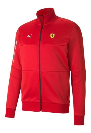 Jaqueta Puma Masculino Ferrari - Vermelho