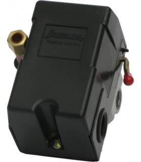 Interruptor Presion Tipo Furnas 95 - 125 Psi Silverline