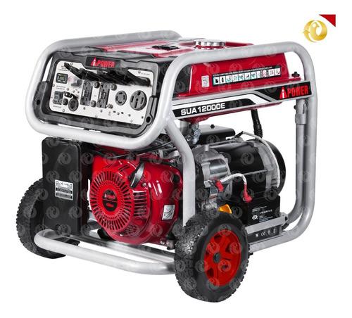 Planta Electrica Generador 12.000 Watts Ipower Gasolina A/e