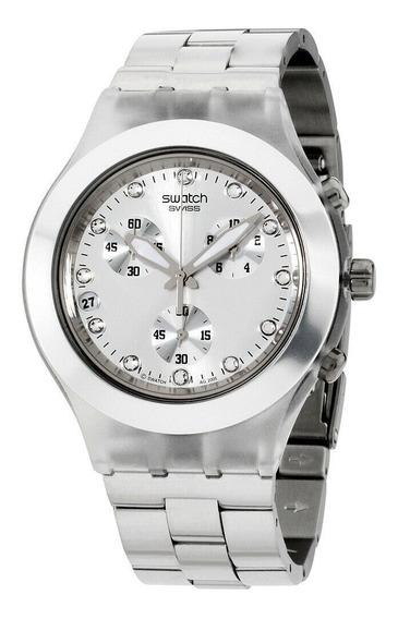 Relógio Unissex Swatch Svck4038g Aço Inoxidável