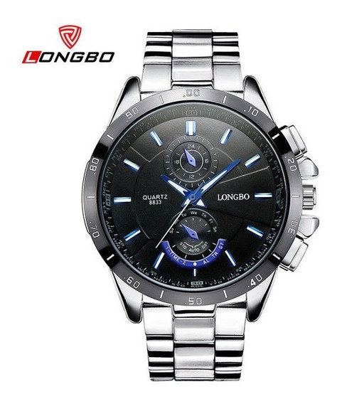 Relógio Masculino Longbo 8833
