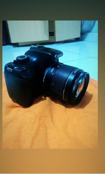 Câmera Fotográfica Canon T3