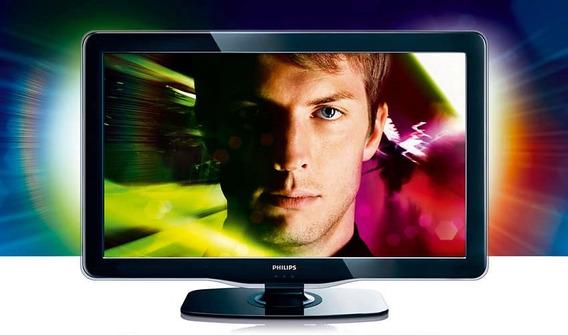 Smart Tv Philips Led 32 + Adaptador Wi-fi + Suporte