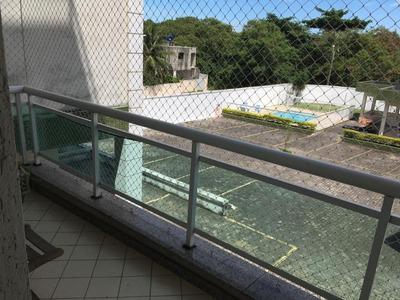 Apartamento Em Itaipu, Niterói/rj De 80m² 2 Quartos À Venda Por R$ 450.000,00 - Ap214455