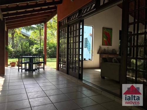 Imagem 1 de 30 de Casa Com 3 Dormitórios À Venda, 405 M² Por R$ 1.200.000,00 - Praia Dura - Ubatuba/sp - Ca0002