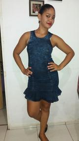 Vestido Jeans Tam.m
