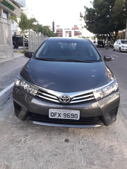 Toyota Corolla 1.8 Gli Aut Flex 16v