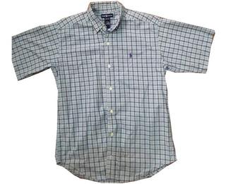 Camisa Ralph Lauren Talla 16-18 Joven Adolescente Hombre