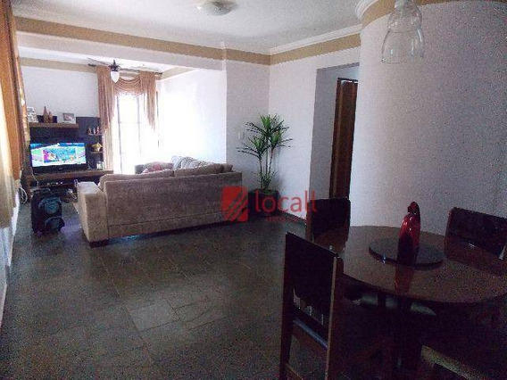 Apartamento Residencial À Venda, Vila Nossa Senhora Do Bonfim, São José Do Rio Preto. - Ap0947