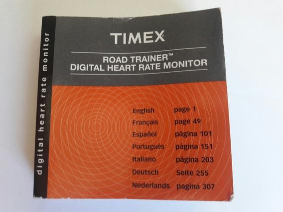 Manual Relógio Timex