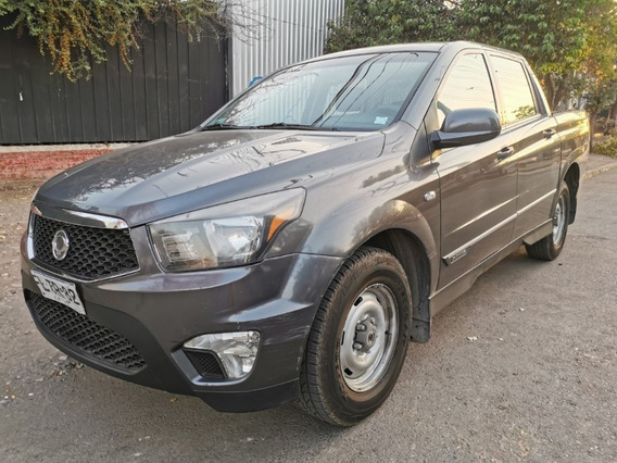Ssangyong Actyon 4x2 2013 Full Petrolero