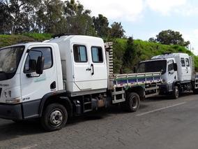 3 Unidades Mercedes Acello 815c Ano 2013 Cabine Suplementar