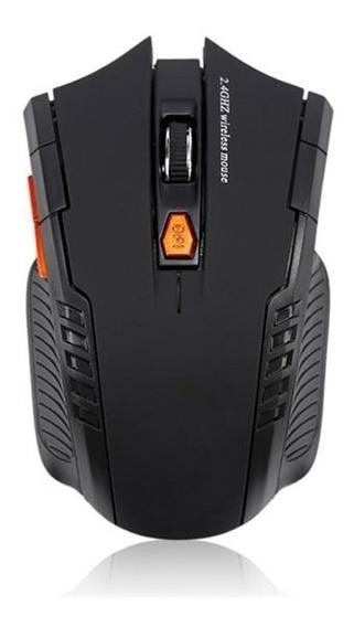 Mouse Gamer Sem Fio Wireless Novo Lacrado