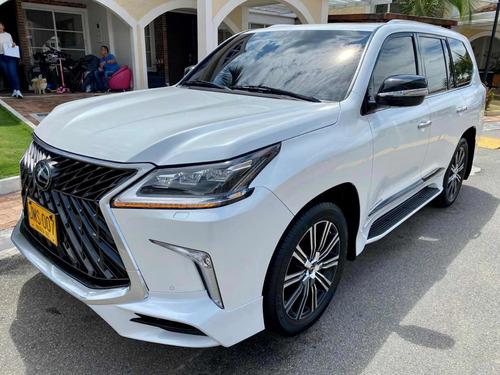 Lexus Lx 570 Supersport 2018