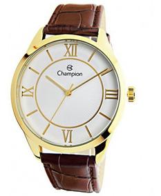 Relógio Champion Masculino Cn20579b Com Nf
