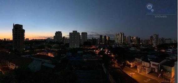 Apartamento De 51m2 Com 02 Dormts Sendo 01 Suite Com Ar Condicionado Na Chácara Santo Antonio - Ap5998