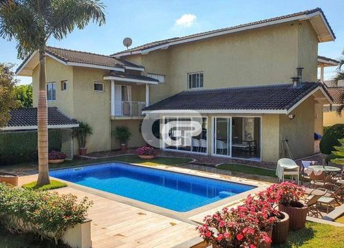 Imagem 1 de 30 de Casa Com 3 Dormitórios À Venda, 395 M² Por R$ 2.700.000,00 - Terras Da Fazenda Santana - Atibaia/sp - Ca0494