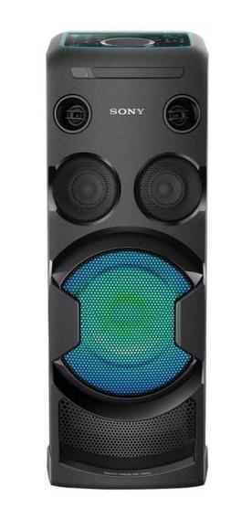 Caixa De Som Sony Mhc-v50d 560w Rms - Com Bluetooth