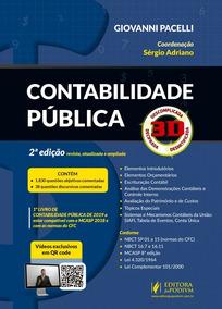Contabilidade Pública 3d - Pacelli - 2ª Edição 2019