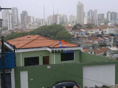 Sobrado Com 4 Dormitórios À Venda, 420 M² Por R$ 1.272.000 - Perdizes - São Paulo/sp - So0398