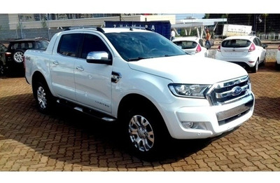 Ford Ranger (cabine Dupla) 3.2 Limited Cd 4x4 Automático