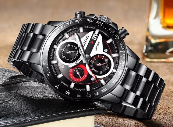 Relógios Grandes Marca Com O Menor Preço Do Mercado R$ 115,0