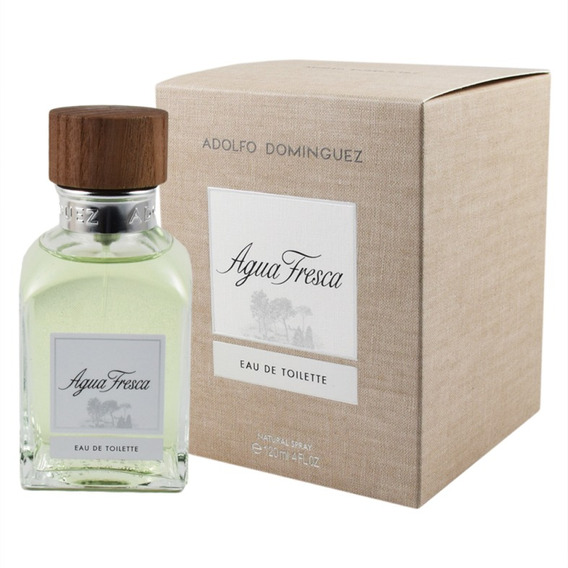 Agua Fresca 120 Ml Eau De Toilette Spray De Adolfo Dominguez