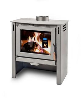 Salamandra-calefactor A Leña Fuego Austral 13mil Kcal