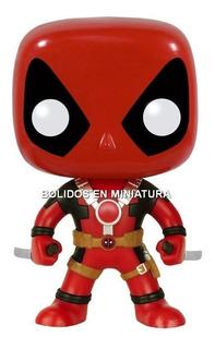 Deadpool With Swords (espadas) - Cabezones Funko Pop