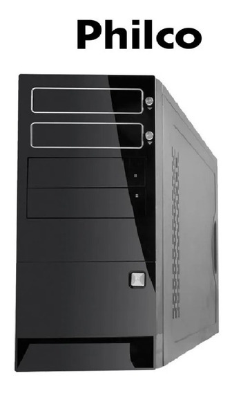 Desktop Amd Philco A8-3800/ 4gb Ddr3/ Hd 320gb/ Win. 7