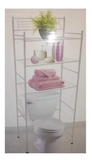Mueble Para Baño Ahorra Espacio De 3 Repisas 1.60 Mts Altura
