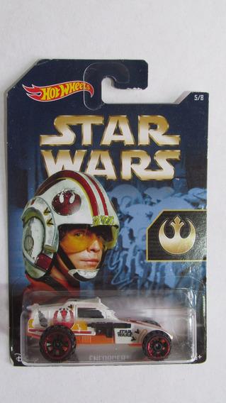 Star Wars Enforcer Luke Skywalker - Hot Wheels 1/64 (hq)