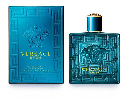 Perfume Versace Eros Edt 100ml Original Súper Oferta