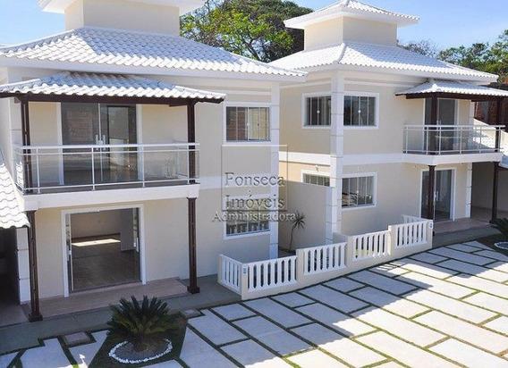 Casa Em Condominio - Praia De Itauna - Ref: 2849 - V-2849