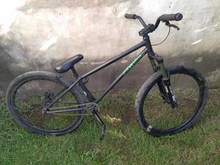 Bicicleta Mtb Krow Izhavel Dirt Street