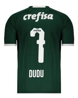 Camisa Puma Palmeiras I 2019 7 Dudu