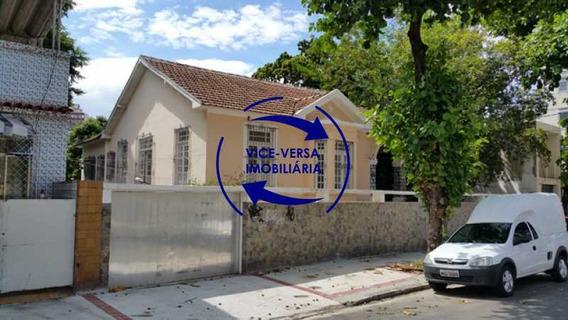 Casa Duplex À Venda No Méier - 774m2, 3 Salas, 2 Quartos (1 Suíte), Piscina, 6 Vagas! - 1195