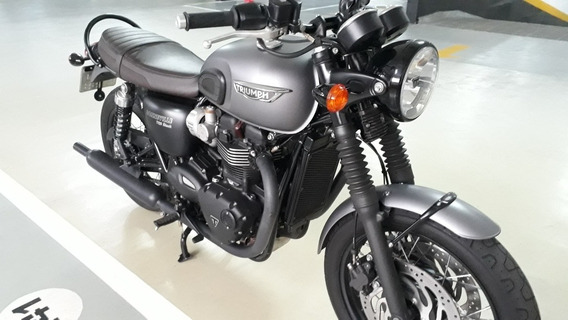 Triumph Bonneville 120 Black
