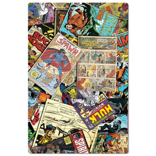 Bandeja Para Braço De Sofá Quadrinhos Hq`s Comics