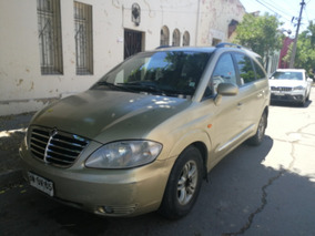 Ssangyong Stavic 2009 Unica Dueña 6.100.000