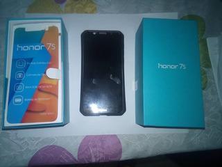 Teléfono Huawei Honor 7s.