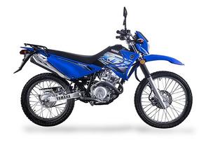 Yamaha Xtz 125 E 0km Oeste Motos Concesionario Oficial