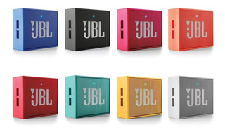 Parlante Jbl Go Bluetooth Colores // Mdq