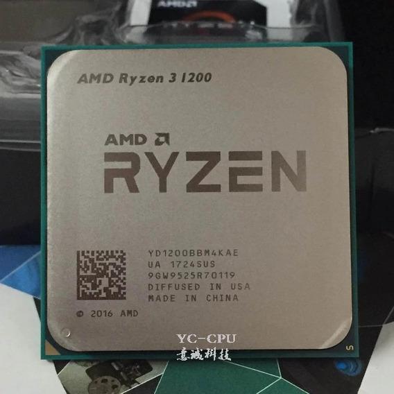 Processador Ryzen 3 1200