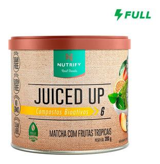 Juiced Up - Nutrify