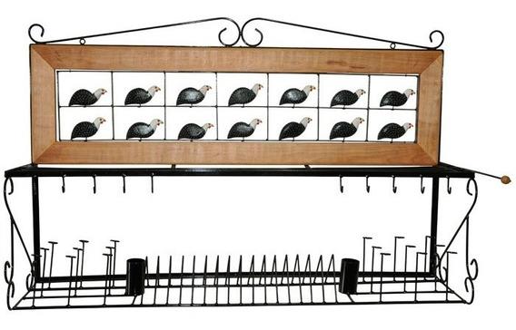 Paneleiro Rustico Mineiro 80cm