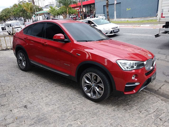 Bmw X4 2.0 28i X Line 4x4 16v Turbo 2015