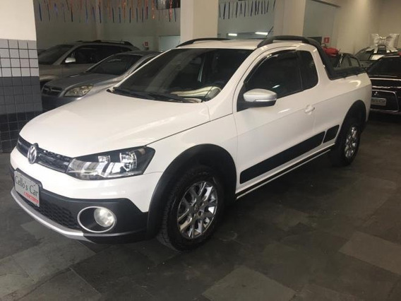 Volkswagen Saveiro Cross 1.6 (flex) (cab. Estendida) Flex